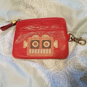 Fossil Coin/ID Purse